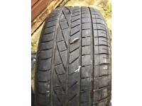 255 45 20 GOODYEAR WITH 7mm TREAD £70!!!