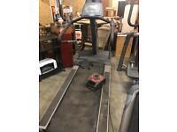 Heavy duty gym equipment
