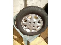 14in wheels/tyres