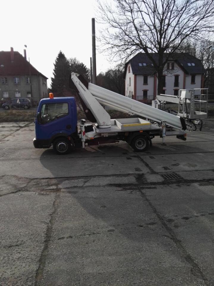 Vermietung von Arbeitsbühnen/Steigern für Privat und Gewerbe in Eberswalde