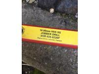 Jobber drill HSS SS 18mm