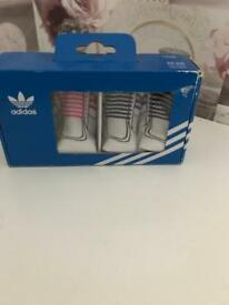Addidas baby socks
