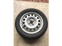 Mini Cooper Steel Wheel 4x100 PCD