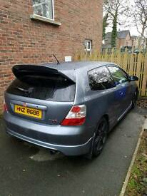 Premier edition type r for sale or swap for golf a4 a3 accord leon