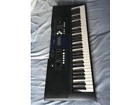 Yamaha PSR E333 - touch sensitive keyboard