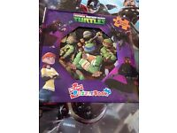 NINJA TURTLES MY FIRST PUZZLE BOOK, from Philda Publishin