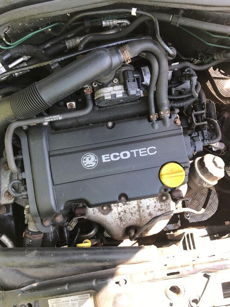 vauxhall corsa 1 4 sri sxi z14xep engine in hawick  scottish borders gumtree Fiat Topolino Fiat Stilo