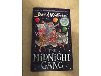 The midnight gang book for kids