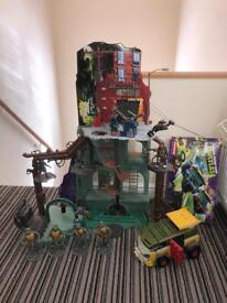 Teenage Mutant Ninja Turtles toys bundle