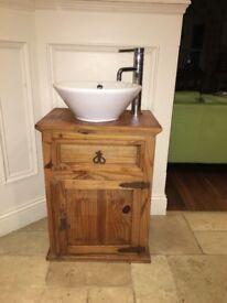 Vanity Bedside Sink Furniture