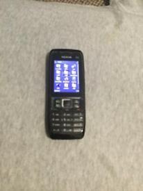 Nokia E51-1 Black Unlocks Any Network Rm-244