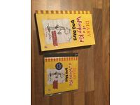 Diary of a Wimpy kid book & Story CD