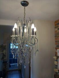 Elsa chandelier