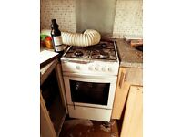 Nearly new cooker