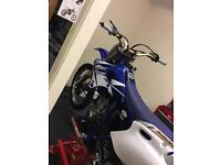 Immaculate fully road legal yzf426