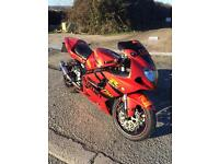 GSXR750Y 2000 Project / Trackbike project NEED GONE !