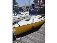 Bargain yacht