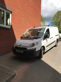 Citroen dispatch 1.6 hdi 2010 LWB