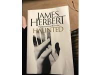 James Herbert - Haunted