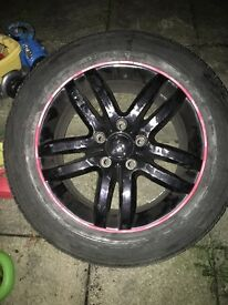 Wheels Audi original 18""