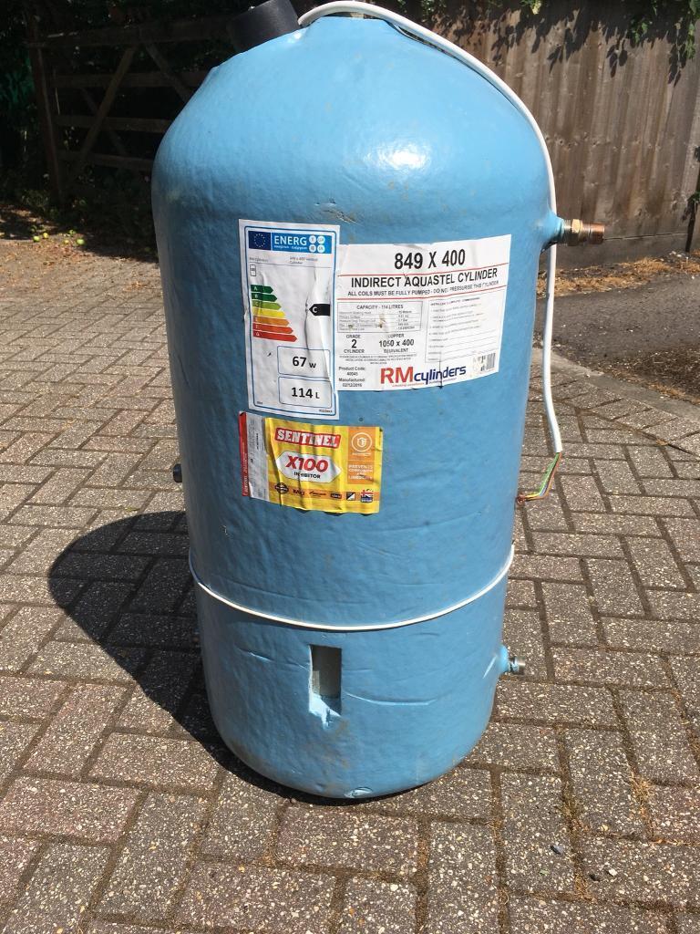 Central heating cylinder (water tank) | in Wimborne, Dorset | Gumtree