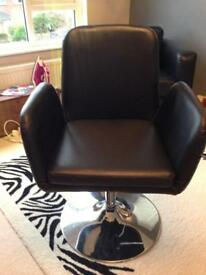 Swivel dining or office chairs x2
