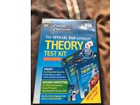 Official DSA Complete Theory Test Kit (Theory Driving Test) (DVD)