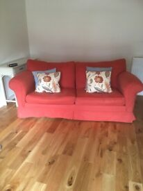 Duresta John Lewis sofa/ chair