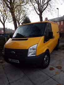 Ford Transit Van in a Excellent condition with full service history