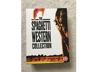 The spaghetti wester collection