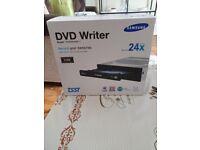 Samsung 24x SH-S224 24x SATA DVD/RW CD/RW (Internal)
