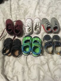 Baby bundle clothes And shoes! 12-18months! Any offers