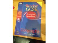 Letts GCSE Geography Complete Study and Revision Guide
