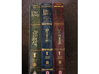 Lord of the rings trilogy extended versions