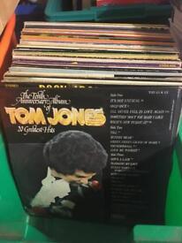 40+ vinyl record job lot