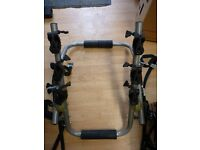 Halfords Rear Mounted 3 x Cycle Carrier For Car With Boot - Leicester