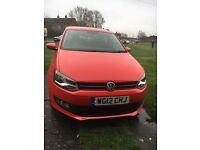 VW Polo 2012 only 14,000 like new.