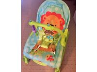 FISHER PRICE BABY/TODDLER ROCKER