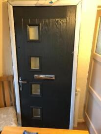Brand new Composite front door