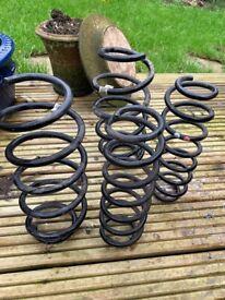 Honda Civic mk9 springs