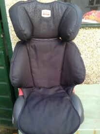 britax car seat booster