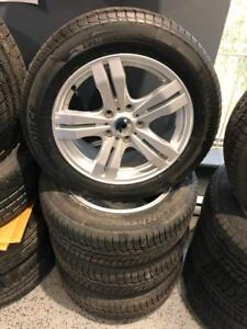 Kit Mags+Tires 5x114.3  Avec 205/60/16 Windforce Winter Tire **NEW**649$**