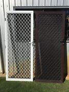 aluminium screen doors Largs North Port Adelaide Area Preview