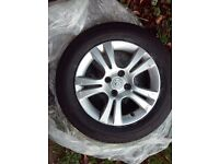 Selling fast used weel with new tyres!!!!!