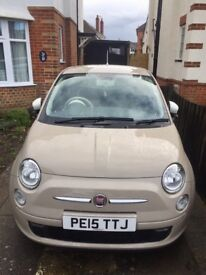 Fiat 500 Colour Therapy Edition. one owner in excellent condition.
