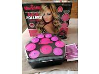 Mark Hill Rock Heated Rollers