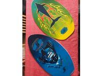 Skim Boards * 2