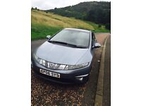 Honda Civic 2.2 CDTI superb diesel hatchback with great condition on bargain sale