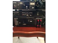 Sony seperates amp cd and tuner all good condition and working order