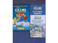 Club Penguin 3 book set.